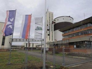 Sugar Factory in Bijeljina