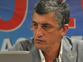 Aleksandar Nikacevic, an SPS official, rented the club out to a company that later became associated with Darko and Dusko Saric. (Photo: Media Centar)