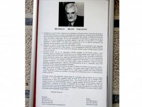 Poziv ubicama: Tekst na menjačnici brata ubijenog Šaranovića