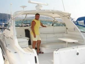 Skender Januzi, albanski biznismen sa kojim je Ivica Tončev osnovao firmu (Foto: Facebook)