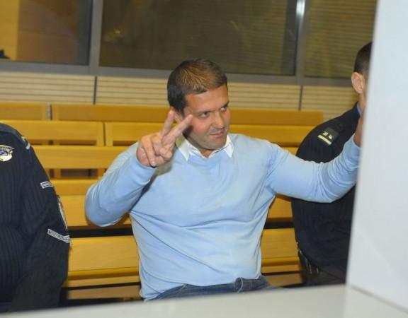 HRONIKA Sudjenje Darko Saric, u specijalnom sudu, na slici