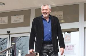 Radoslav Baćović, advokat Darka Šarića