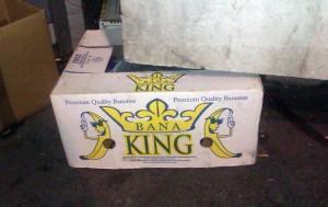 """""""Bana King"""" box"""