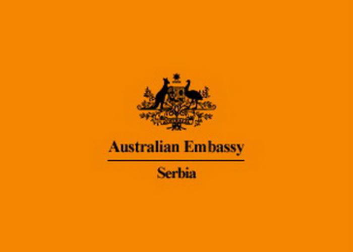 Ambasada Australije u Beogradu