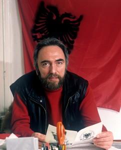Enver Hadri, ubijen 1990. u Briselu (foto Wikipedia)
