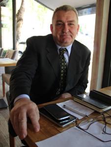 Redžović kaže da ne zna ništa o poslu sa Štrpcem (foto: S. Dojčinović)