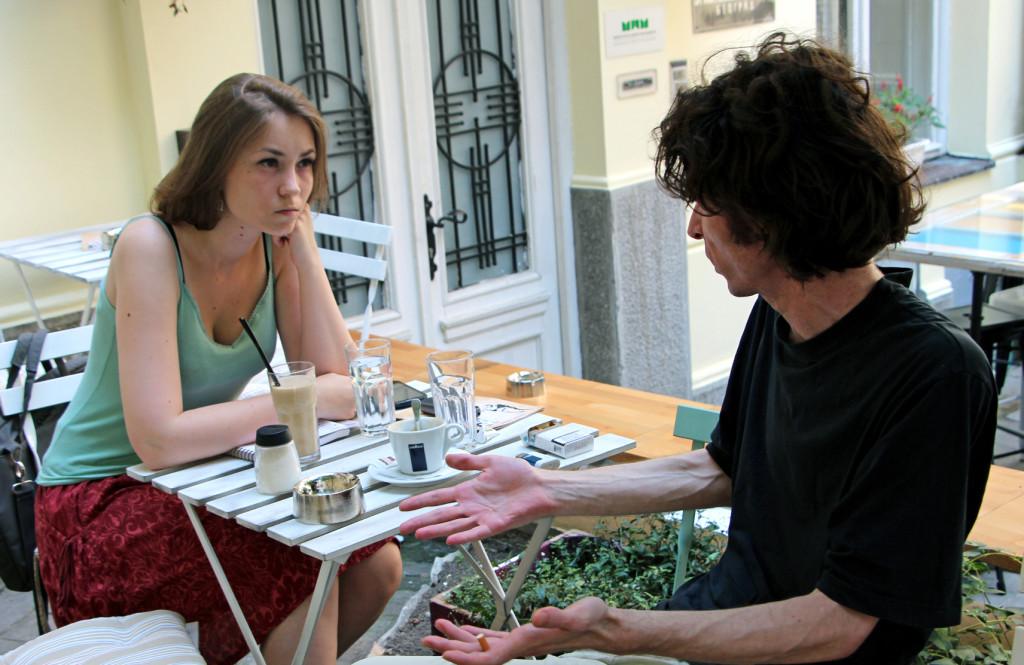 Jelena Vasić i Ivan Zlatić