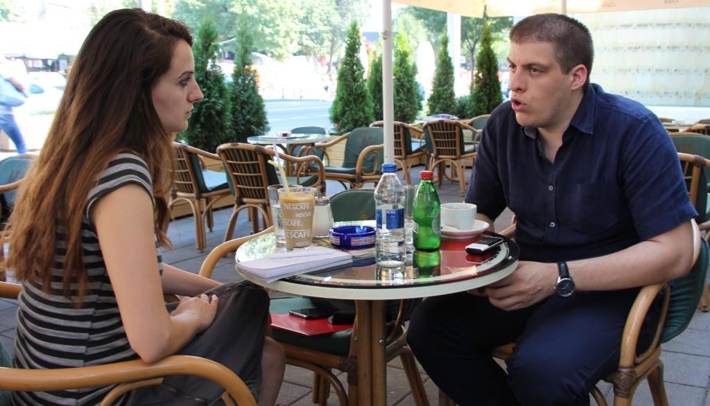 Ivan Ninic i Dragana Peco_foto P.Petrovic
