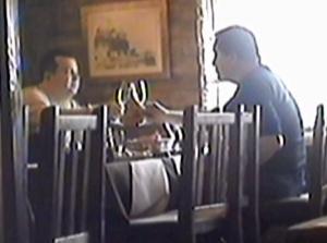 Ivica Dačić i Rodljub Radulović u restoranu Gušti mora