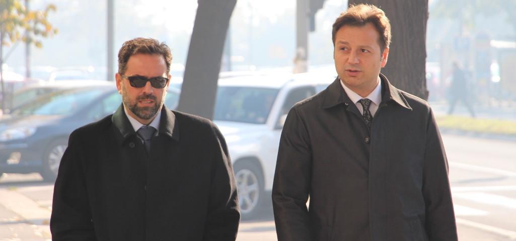 Branko Lazarević i Veran Zečar