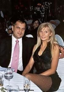 Milan Narančić sa suprugom Brankom