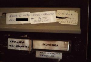 Poštansko sanduče Miše Škorića