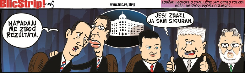 Blic strip 24.02.2016