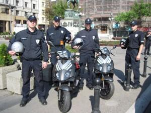 Komunalna policija Beograda