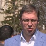 Aleksandar Vučić prtsc