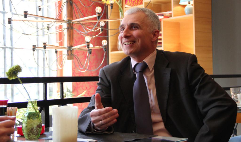Sudija Vladimir Vučinić foto S. Dojčinović KRIK