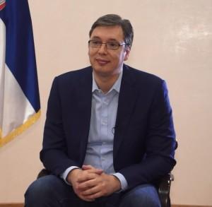 Premijer Aleksandar Vučić (foto: KRIK)