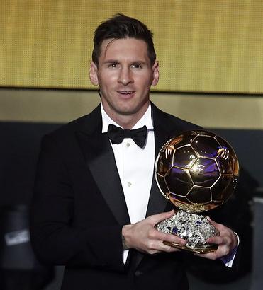 Lionel Messi (foto fcbarcelona.com)