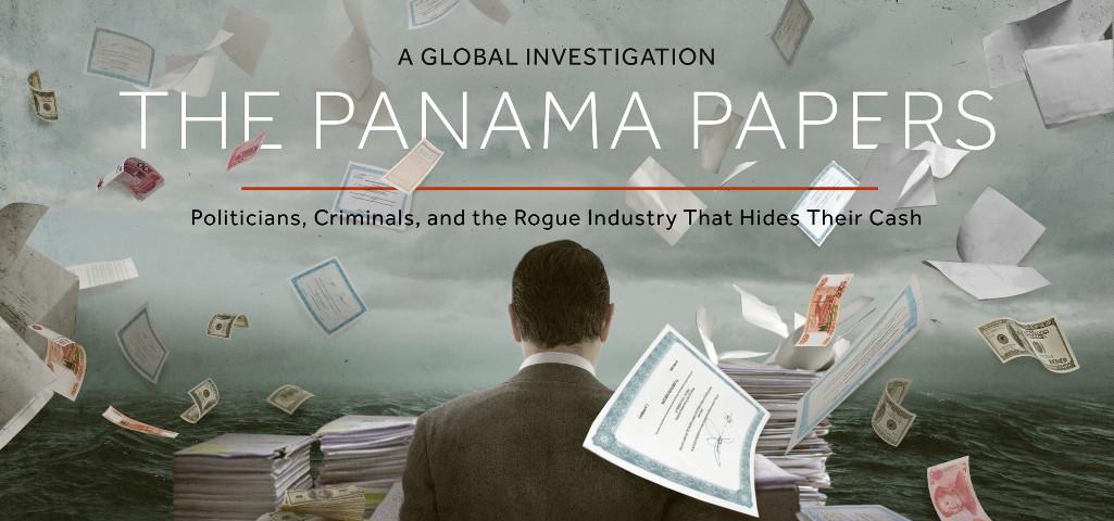Naslovna Panama Papers