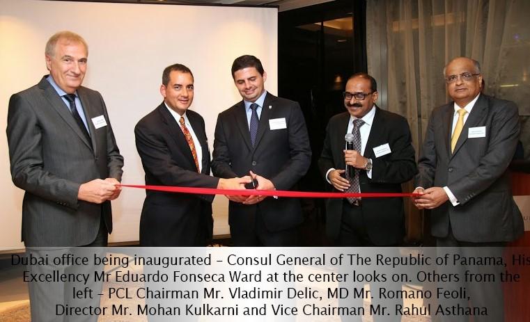 Panama Cargo Lines_otvaranje kancelarije u Dubaiju