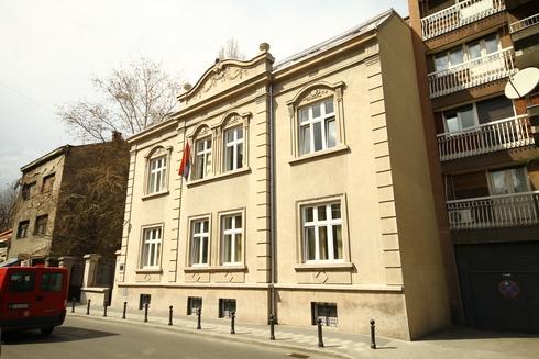 Zgrada u Kneginje Zorke