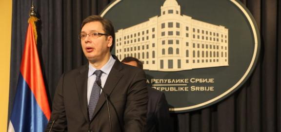 Aleksandar Vučić foto KRIK