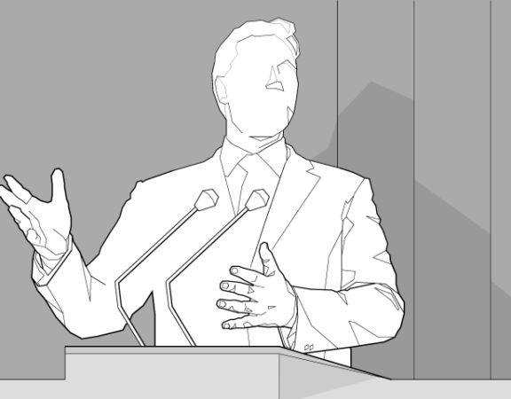 Ilustracija Imovina predsedničkih kandidata