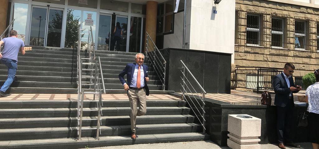 HRONIKA Sudjenje Darko Saric, u specijalnom sudu